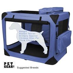 Intermediate Deluxe Soft Crate, Generation II - Lavender
