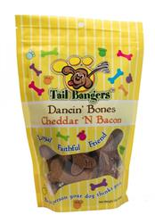 Dancin' Bones with Cheddar N' Bacon
