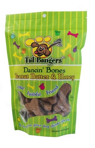 Dancin' Bones with Peanut Butter & Honey