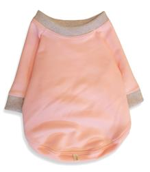 Apple Sweatshirt - Lt Pink