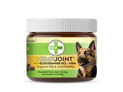 HEMPJOINT with Glucosamine HCL + MSM (30 chews/jar)