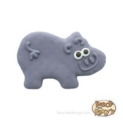 HELLO Spring! Purple Hippo, 16/Case, MSRP $2.49