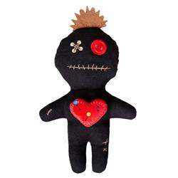 Voodoo Doll Dog Toy