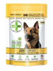 JOINT SUPPORT REWARDS+ with CBD, Glucosamine HCL + MSM (30 chews/bag)