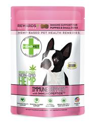 IMMUNE SUPPORT REWARDS+ with CBD + Immunopeptide™(30 chews/bag)