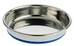 OUR PET'S STAINLESS STEEL CAT BOWL - DURAPET 6-OZ CAT DISH 6 PACK $20.28 ($3.38 EA)