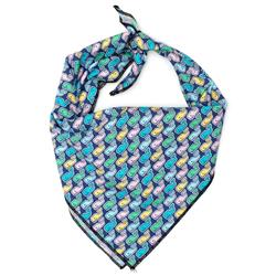 Multi Whale Tie Bandana