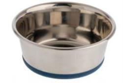 Our Pets Stainless Steel Dog Bowl- DURAPET 0.75 PINT Holds 1.25 CUPS $4.05 EA