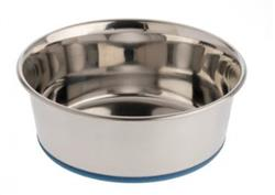 Our Pets Stainless Steel Dog Bowl- DURAPET SMALL (5 CUPS)