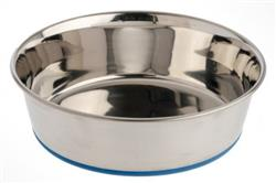 Our Pets Stainless Steel Dog Bowl- DURAPET LARGE (12 CUPS) $11.55 EA