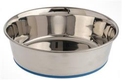 Our Pets Stainless Steel Dog Bowl- DURAPET XL 18-CUPS  (4.5-QT) $13.76 EA