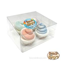It's My Bark-Day Birthday Collection, Pre-packaged 4pc Treat Cups, 12/Case, MSRP $7.49