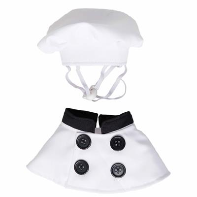 Chef Uniform Costume