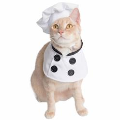 Chef Uniform Costume for Cats