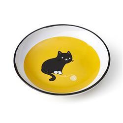Tangled Kitty Saucer, 2.5 oz