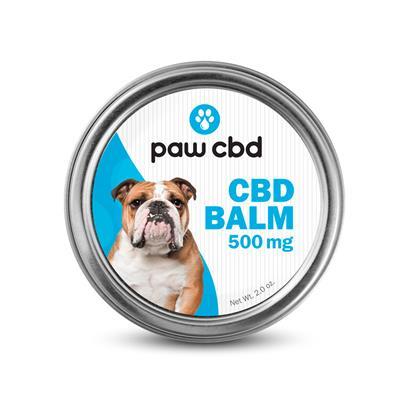 Paw CBD Balm 2 oz. 500mg