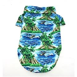 Hawaiian Camp Shirt - Island Life
