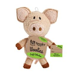 Mini Woolies Pig Plush Toy