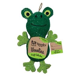 Mini Woolies Frog Plush Toy