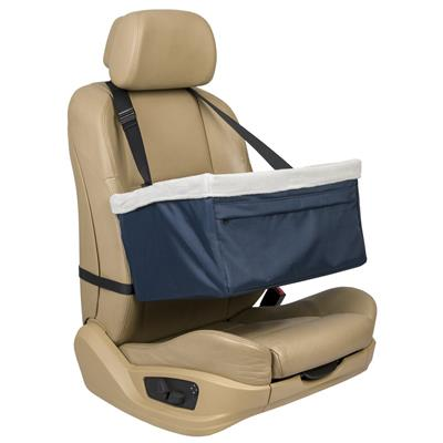 Navy Happy Ride™ Booster Seat