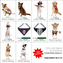 Pet Krewe Costume Package Deal