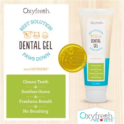 Pet Dental Point of Purchase Display by Oxyfresh