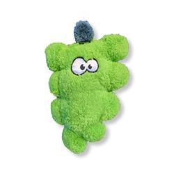 Duraplush Fuzzies Grape Dog Toy