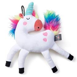 """FabRageous Unicorn, White, 12"""""""