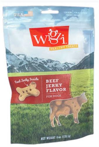 Jerky Meat Grain Free Biscuits - USA MADE - Case of 6