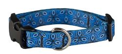 Ecoweave Blue Tri-Style Dog Collection