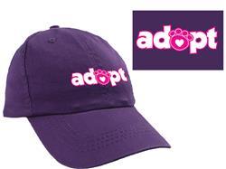 Adpot -  Ball Cap