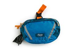 Blue Double Doodie Bag - Blue