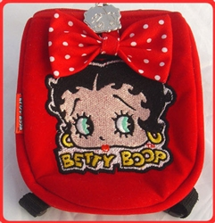 Betty Boop Backpack   SALE PRICE