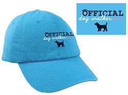 Official Dog Walker -  Ball Cap
