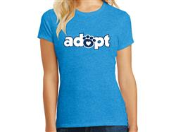 Adopt - Ladies T-Shirt