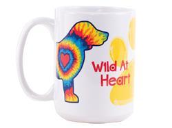 Wild At Heart- Big Mug