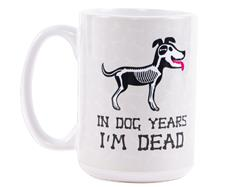 In Dog Years... - Big Mug