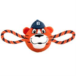 Detroit Tigers Mascot Double Rope Toy