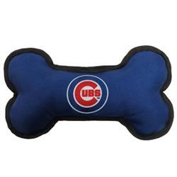 Chicago Cubs Nylon Bone Toy
