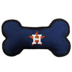 Houston Astros Nylon Bone Toy