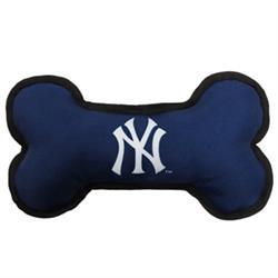 New York Yankees Nylon Bone Toy