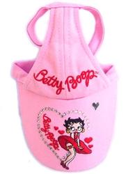 Pink Dress Cap