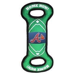 MLB Atlanta Braves Field Tug Toy