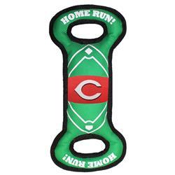MLB Cincinnati Reds Field Tug Toy