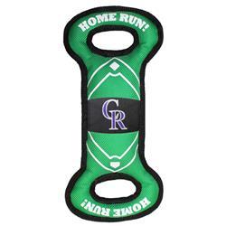 MLB Colorado Rockies Field Tug Toy