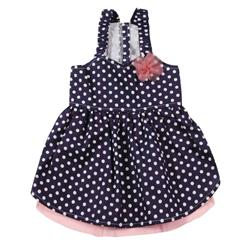 East Side Collection Polka Dot Dress