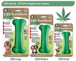 CBD BarkBone Nylon Chew