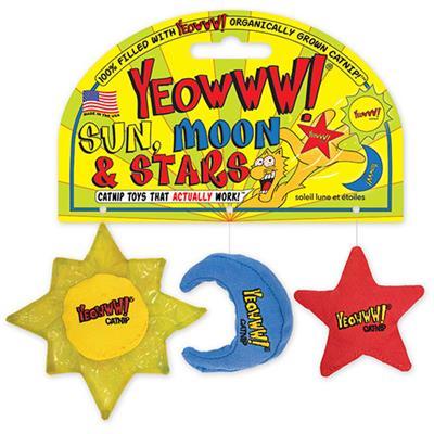 Yeowww! Sun, Moon & Stars