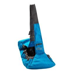 PoochPouch Sling Carrier Blue