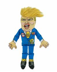 "Even Smaller Donald Dog Toy - 8"" Presidential Parody"